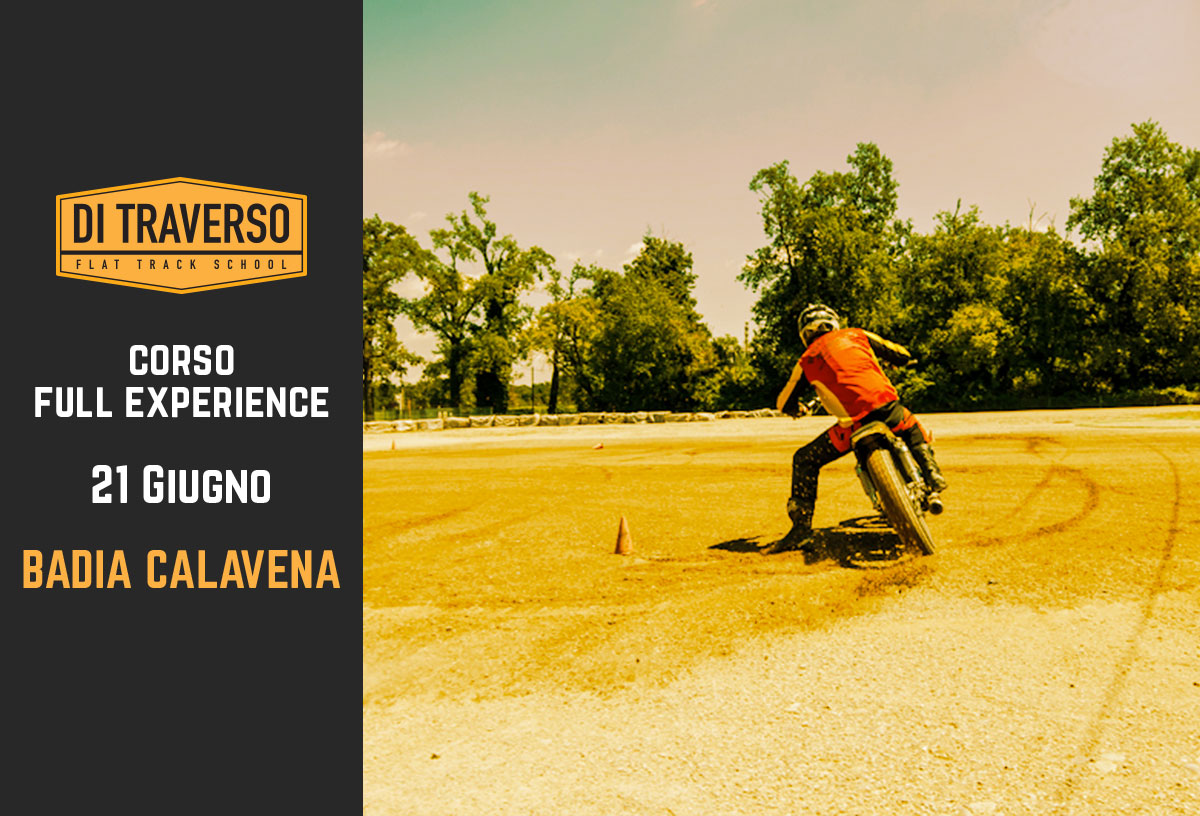 Corso Full Experience 21 Giugno Badia Calavena