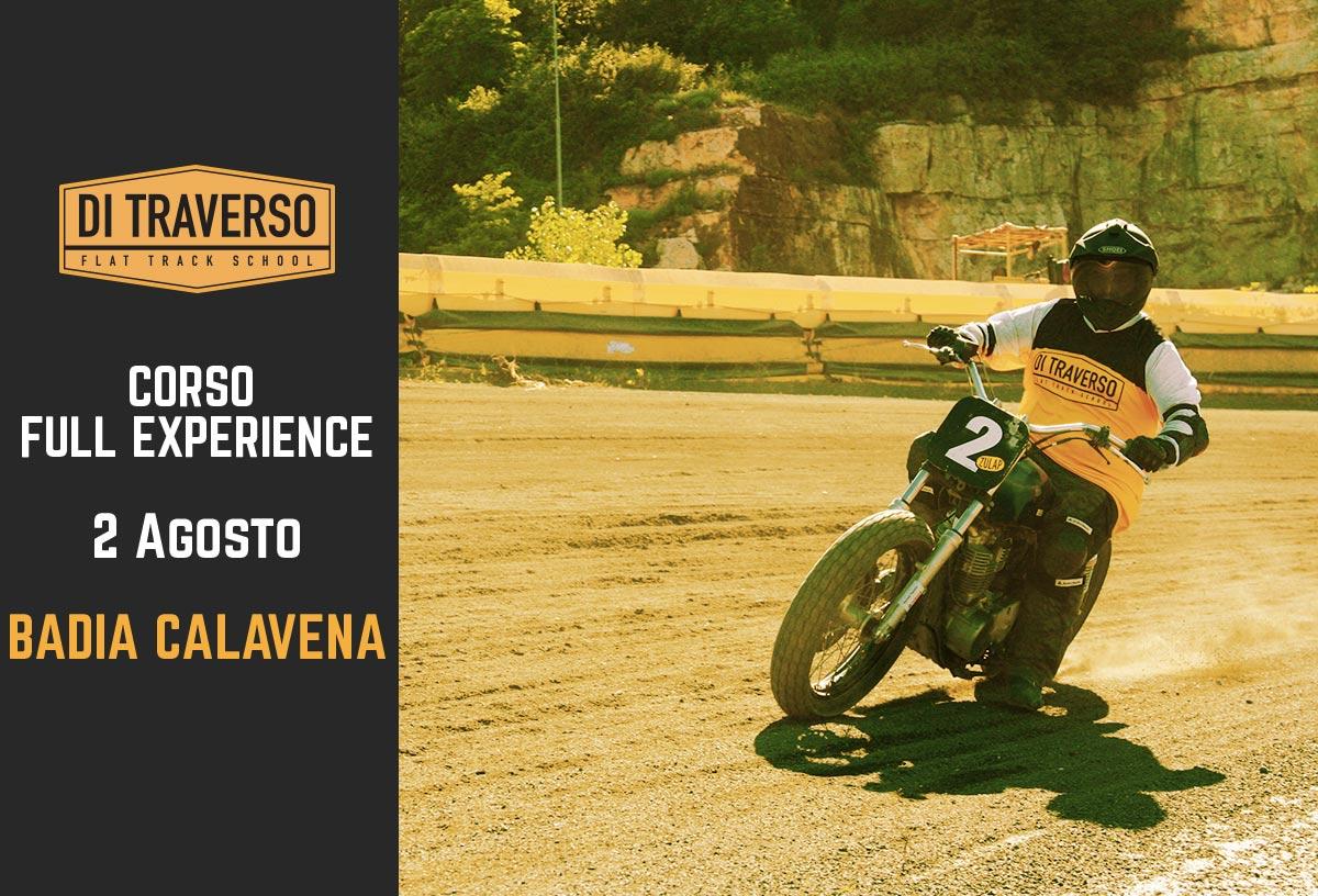 Corso Full Experience 2 Agosto