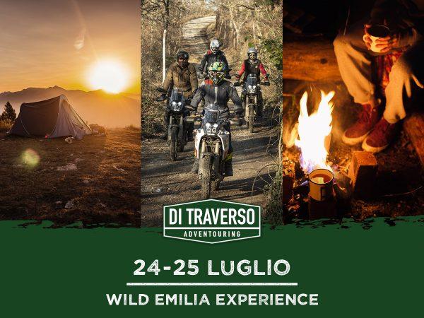 Wild Emilia Experience 24-25 Luglio