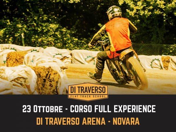 Corso Full Experience 23 Ottobre