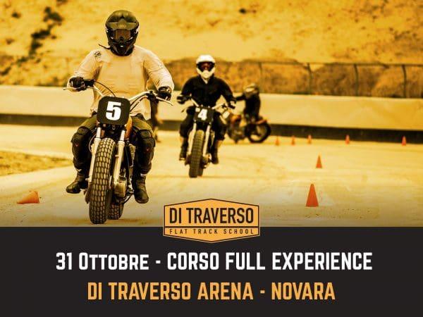 Corso Full Experience 31 Ottorbre